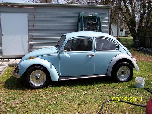 1973 Standard Beetle